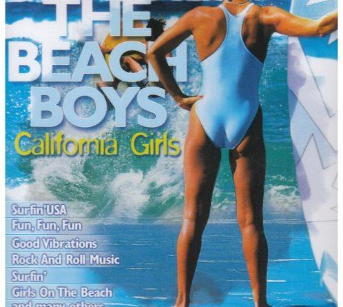 ビーチボーイズ「カリフォルニアガールズ」
