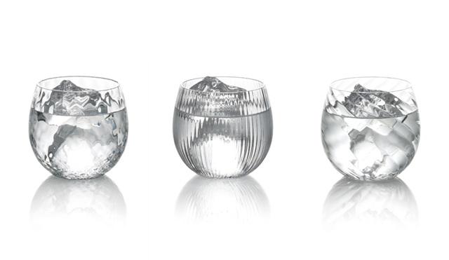 「KATACHI.」伝統技法により、職人が手仕事で吹き上げた「普段使い出来るシンプルモダンなグラス」