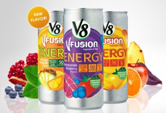 ※Picture:Screen shot of V8-Fusion + Energy's Official Website