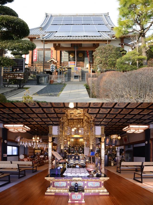 2010年の動画CMで「はひふへ本光寺」として有名になった本光寺(千葉県市川市)も利用できる
