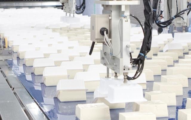 第三工場ロボットライン